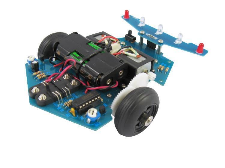 MiniQ 2WD Complete Kit - Home DigitalMeans