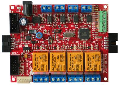 Dual Bipolar Stepper Motor Shield for Arduino DRV8825